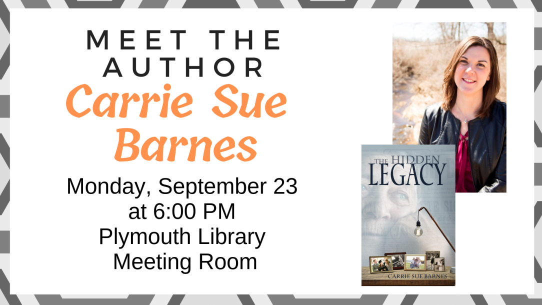 Carrie Sue Barnes 2019 FBEvent